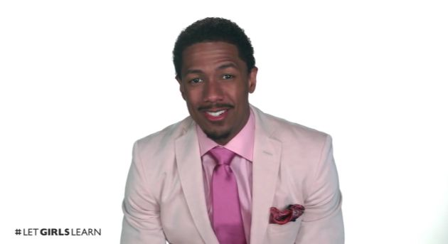 Nick Cannon Let Girls Learn PSA