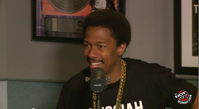 Nick Spills The Beans on Mariah Breakup and Pryor Rumors, Wild N Out & More on Hot 97
