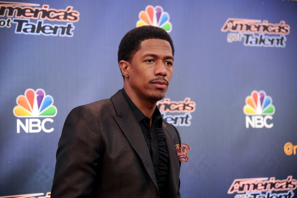 Nick Cannon People Magazine Awards