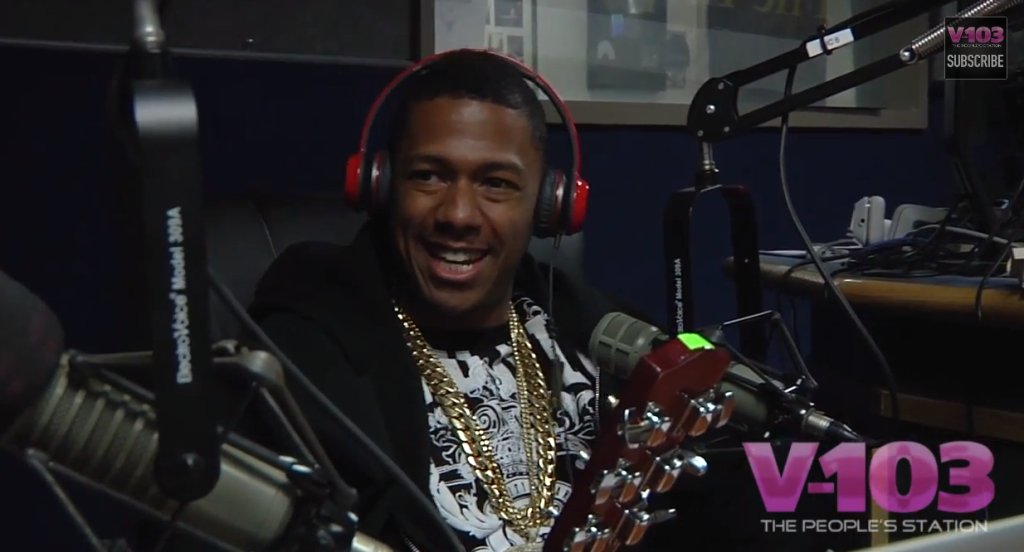 Nick Cannon V103