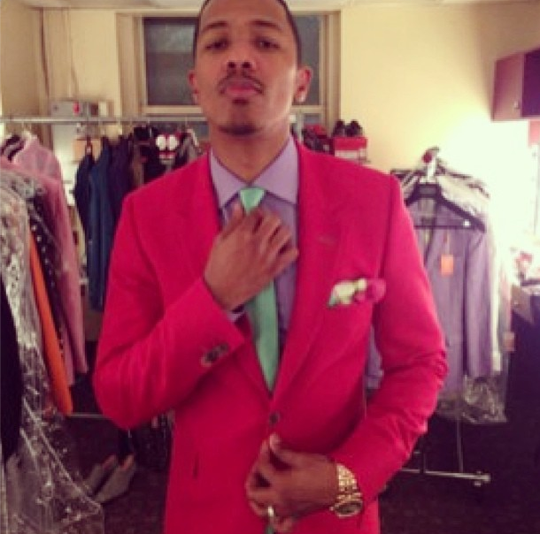Steal Nick Cannon fashion