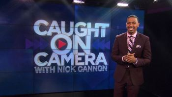 Nick Cannon NBC Caught on Camera