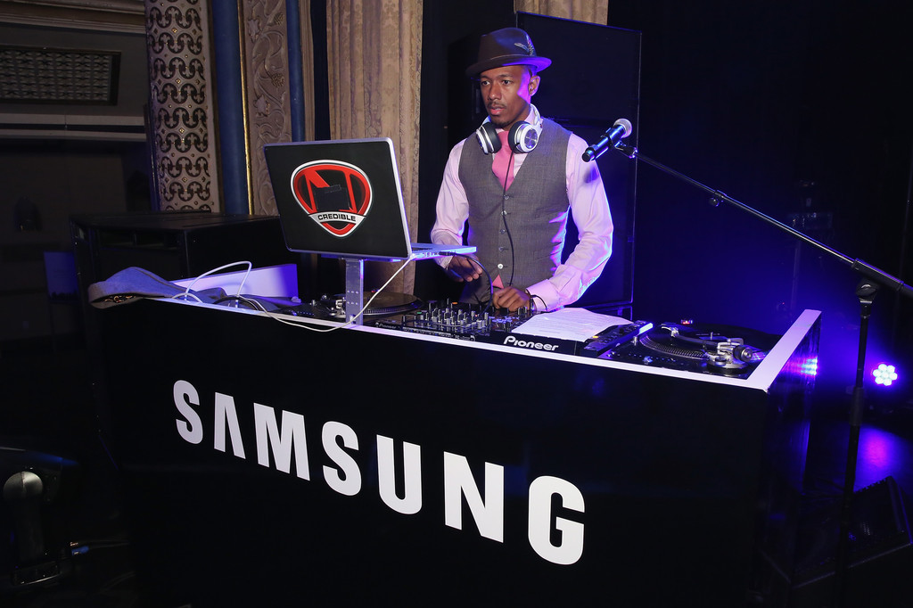 Nick Cannon Samsung Hope for Children