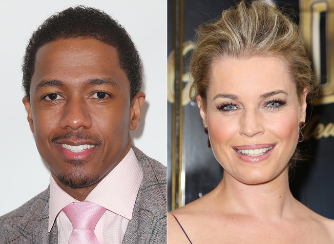 Nick Cannon and Rebbeca Romijn Join Forces for Sport Illustrated's First-Ever Cover TV Special