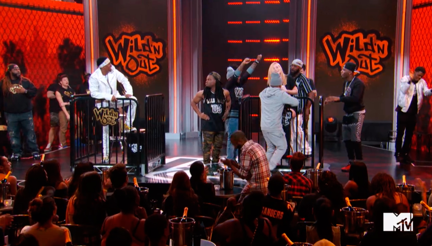 Wild N Out to Take Over MTV's Airwaves Once Again for Season 8