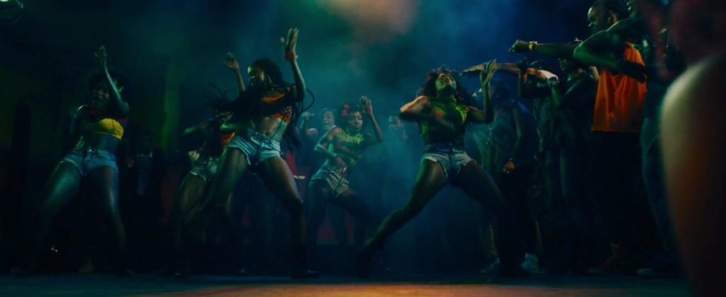 Nick Cannon King of the Dancehall film