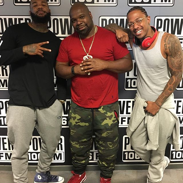 Nick Cannon Joins The Game and Others for #KnowledgeIsPower [audio]