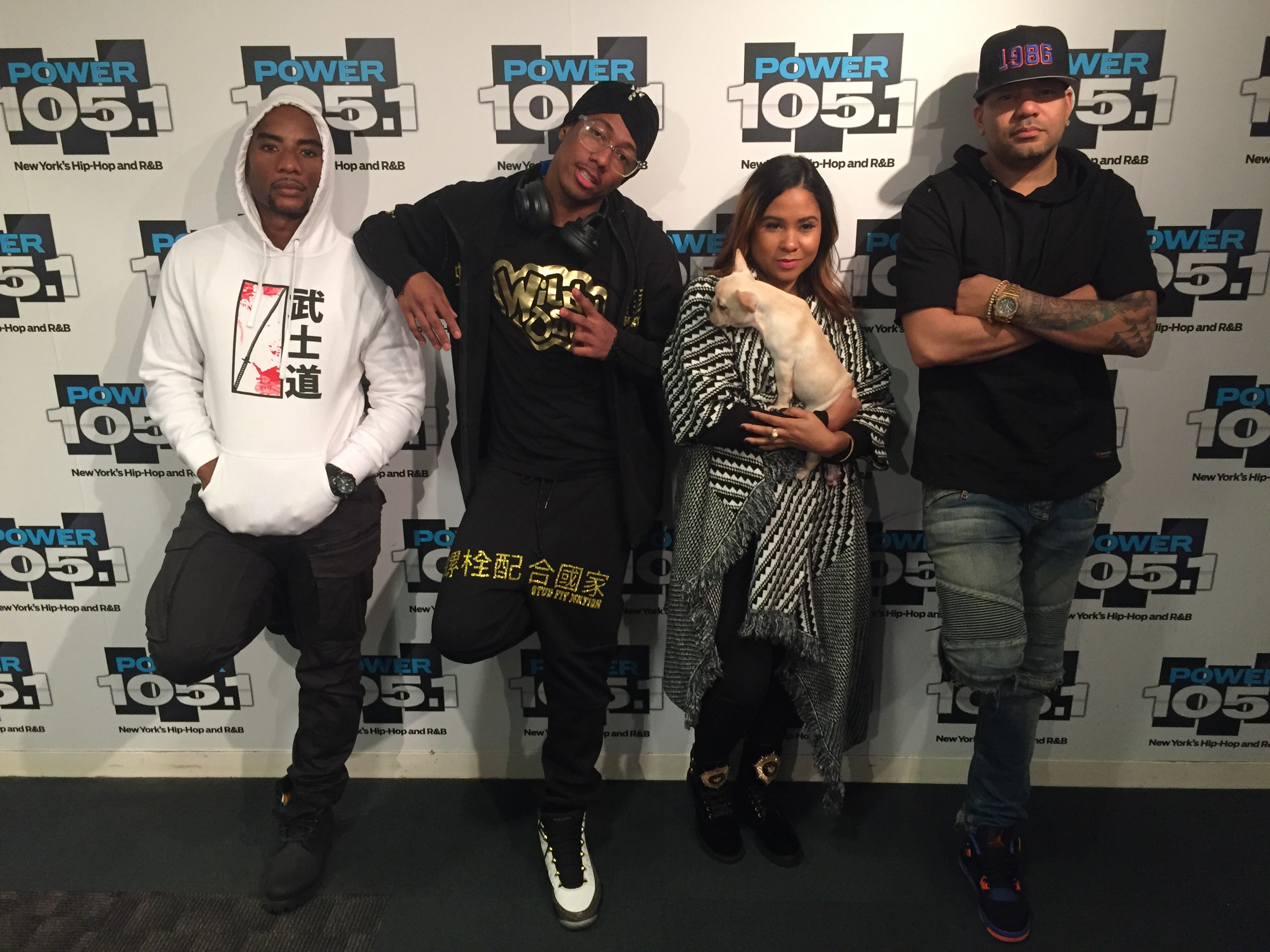 Nick Cannon Talks Ike Turn Up and More on Breakfast Club