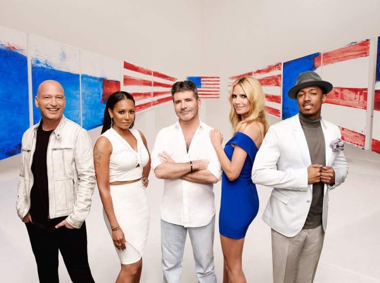 AGT Season 11 Simon Cowell