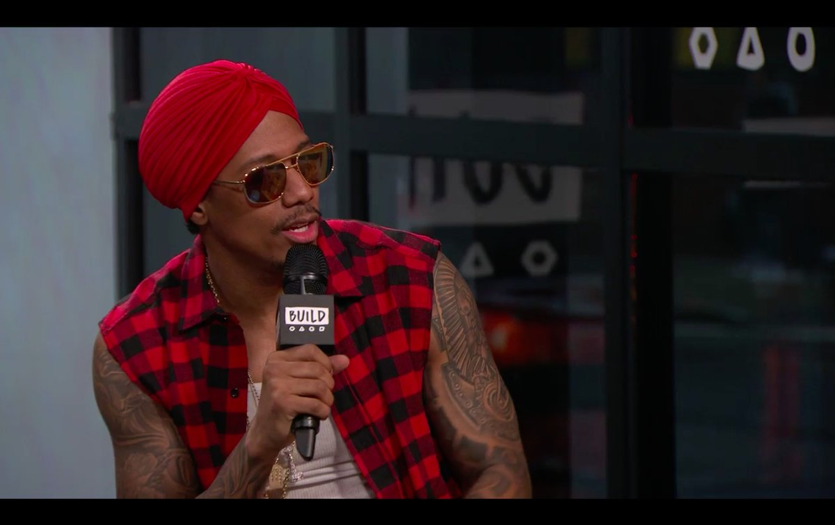 Nick Cannon Talks, New Music and More with AOL Build
