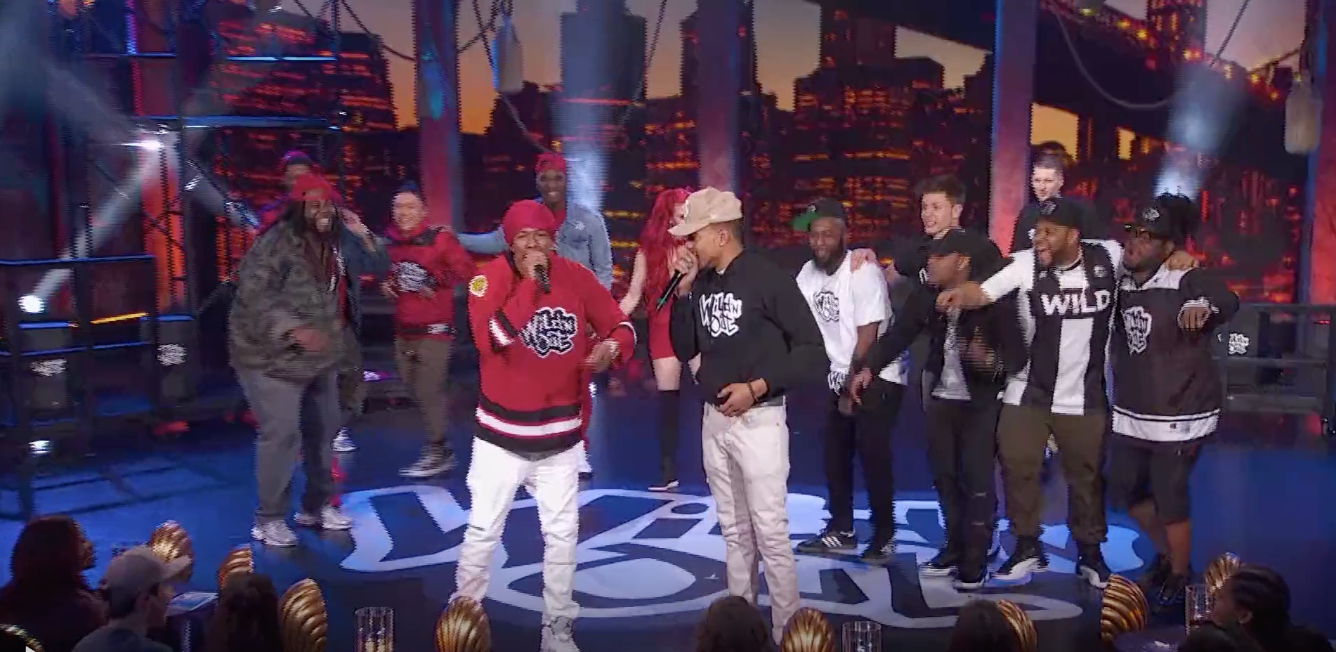 Nick Cannon vs Chance The Rapper in Season 9 Wild N Out