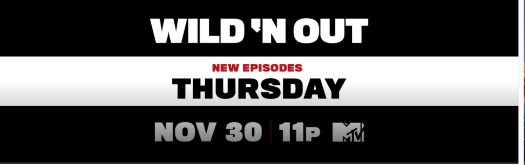 Wild N Out Thursday