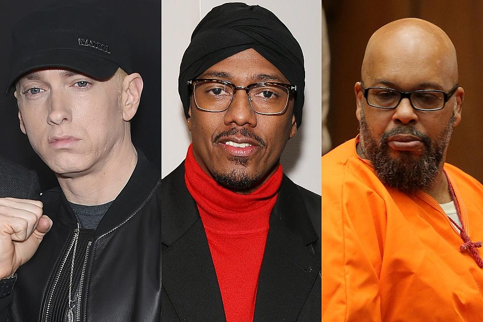 "Nick Cannon releases ""The Invitation"" – Eminem Diss Track"