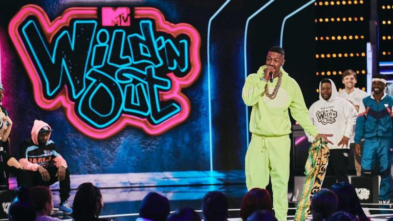 Nick Cannon DaBaby Wild N Out