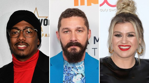 Nick Cannon, Shia LeBouf, Kelly Clarkson & more to Get Walk of Fame Stars in 2021