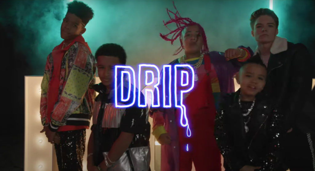 NCK Ncredible Crazy Kids Drip music video