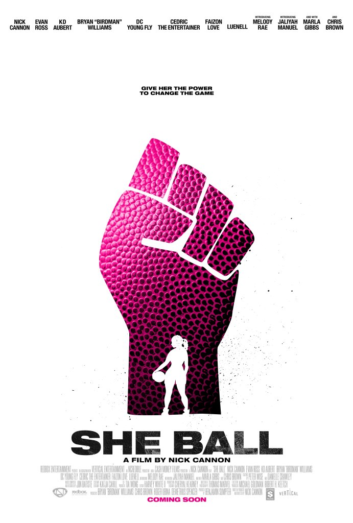 Redbox Entertainment Acquires Rights to 'She Ball' Starring Nick Cannon (trailer)